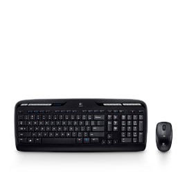 Wireless Desktop® MK300