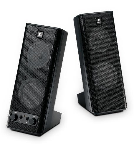 Feel the beat with these PC speakers that deliver plenty of bass.