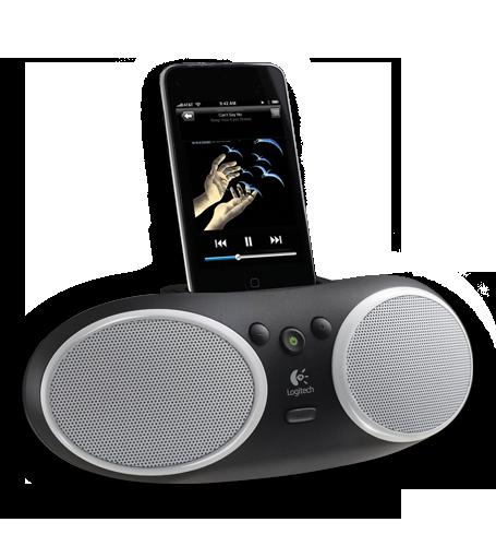 Logitech� Portable Speaker S125i