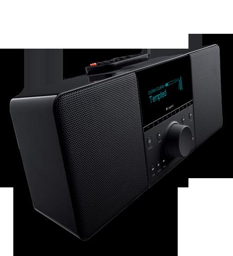 Logitech - Logitech Squeezebox Boom Network Music Player - $139.99