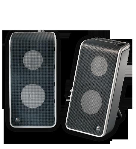 HP Shopping - Logitech V20 Laptop Speakers - $19.99