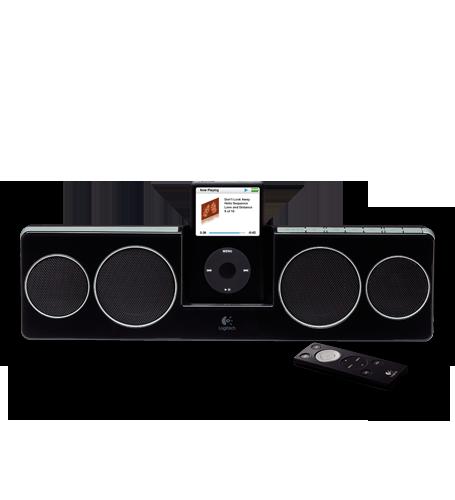Logitech - Logitech Pure-Fi Anywhere 2 Compact Speakers - $39.99