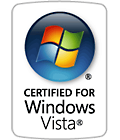 Windows Vista®–ready