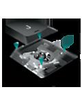 PerfectStroke™ key system