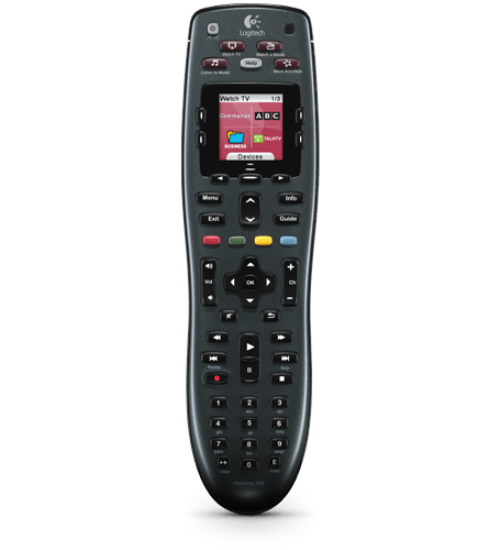 Harmony® 700 Advanced Universal Remote