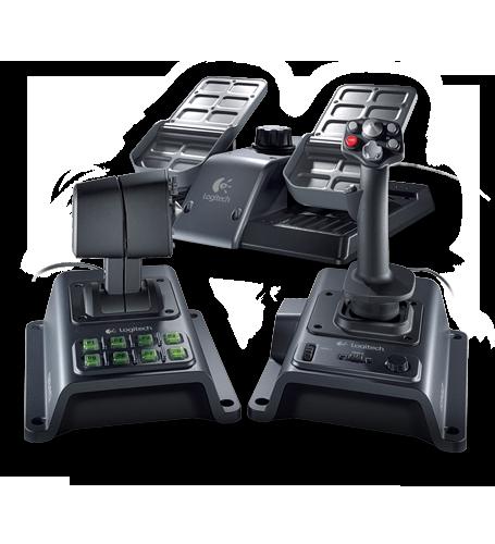 Logitech® Flight System G940