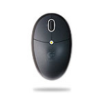 Cordless Mini Optical Mouse
