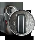 Dual-mode scroll wheel