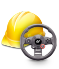 One-piece wheel construction