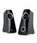 Two-speaker, stand-alone system
