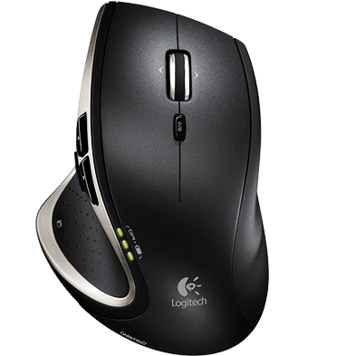Logitech® Performance Mouse MX™ Large