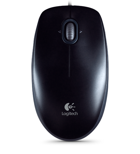 B110 Optical USB Mouse