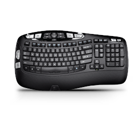 Wireless Keyboard K350