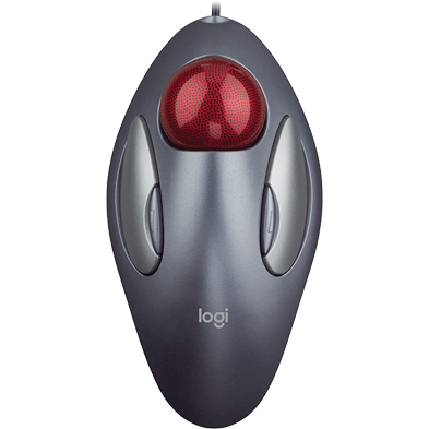 Trackman Wheel trackball mouse