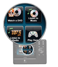 One-touch activity controls