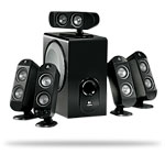 X-530 5.1 Surround Sound Speaker System