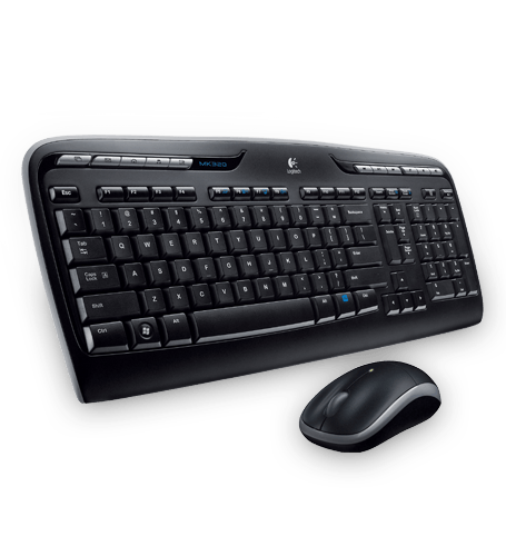 Logitech® Wireless Desktop MK320
