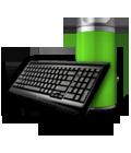 Three-year keyboard battery