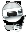 Mouse sem Fio Logitech M215 Dark - USB - 910-00154