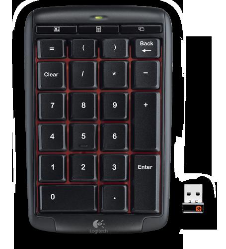 Wireless Number Pad N305