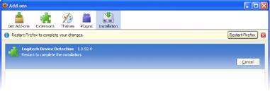 Cài đặt Plugin kiểm tra Product ID của Logitech