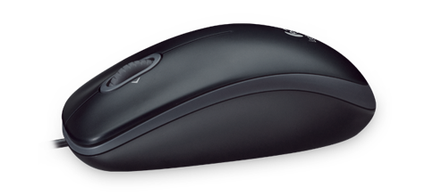 Logitech Optical Mouse M100R