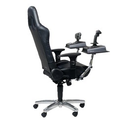 From office  chair to game chair