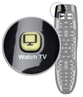 Watch TV button