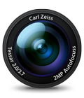 Carl Zeiss® optics