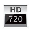HD 720p video calls