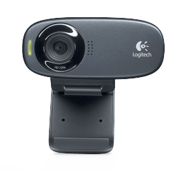 expanded HD Webcam C310, front