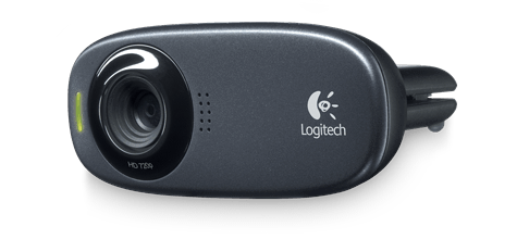 Logitech® HD Webcam C310