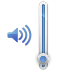 In-line audio controls