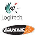 Logitech and Playseat