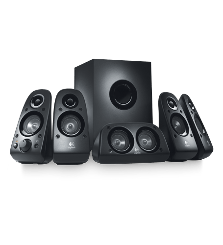 Logitech Surround Sound Speakers Z506 - Refurbished