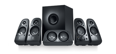 surround sound speakers z506 Logitech Z506 Review