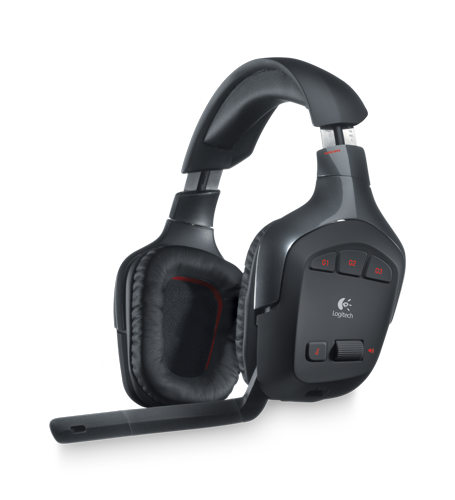 Wireless Gaming Headset G930