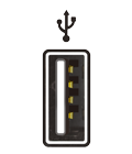 Full-speed USB