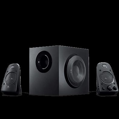 logitech z623 amazoncom logitech z906 surround sound speakers rms