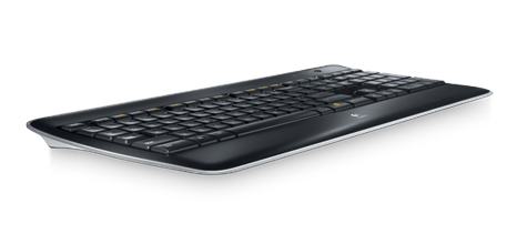 Wireless Illuminated Keyboard K800 AMR Feature Image