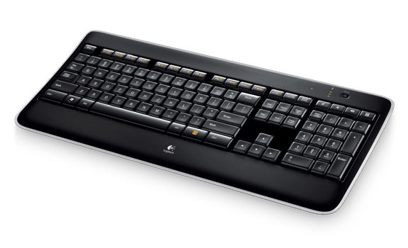 Wireless Illuminated Keyboard K800 AMR Gallery 4