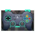 Familiar button layout