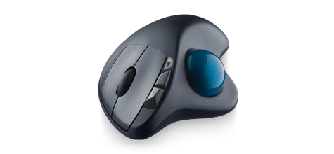 Wireless Trackball M570