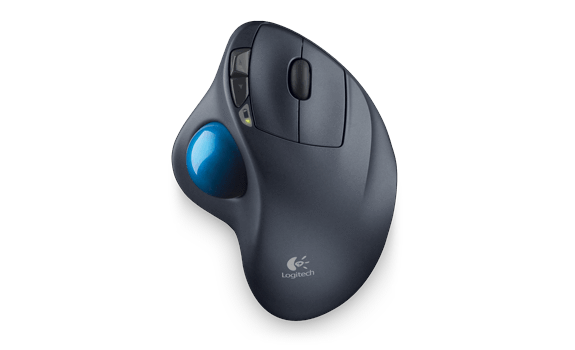 Wireless Trackball M570 Gallery 1