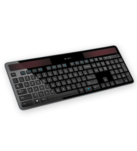 logitech wireless solar keyboard k750 feature image Upgrade Your Keyboard (In Style)