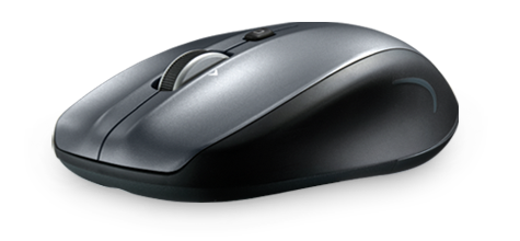 Couch Mouse M515  Grey