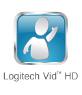Includes Logitech Vid� HD
