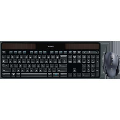 logitech mk550 wireless keyboard and mouse manual