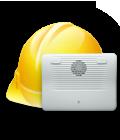 Enclosed, durable construction