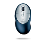 Logitech® Cordless Click!™ Optical Mouse